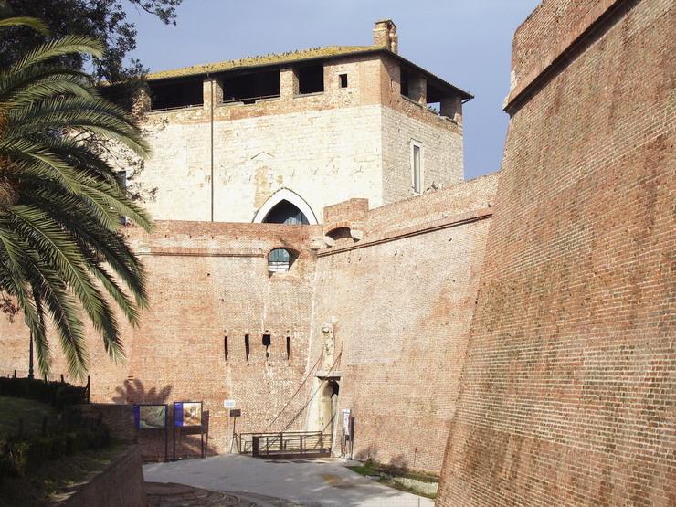 Camminare sulle Mura di Grosseto