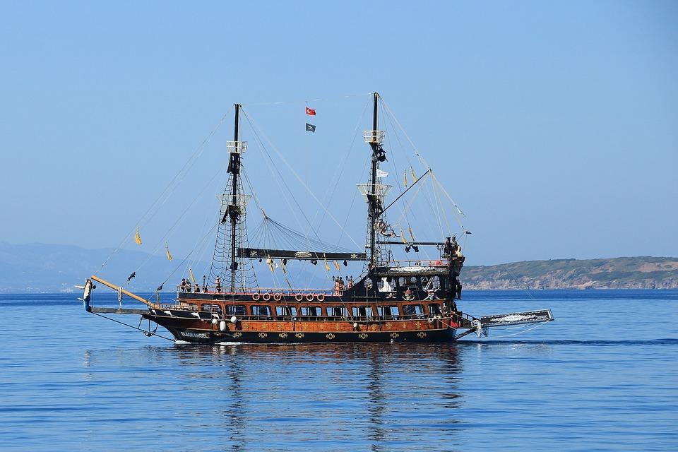 La Notte dei Pirati di Porto Ercole